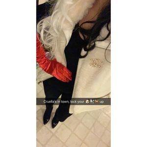 CRUELLA DE VIL || Women's costume set